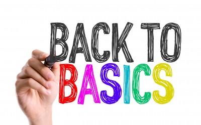 Back To Basics Image One